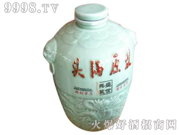 盛世典藏酒-青瓷