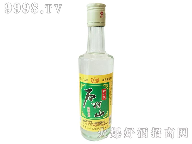 京冠万栏山陈酿白酒