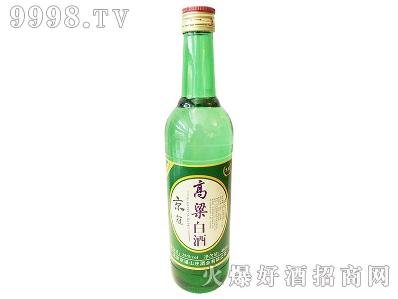 京冠高粱白酒38°480ml