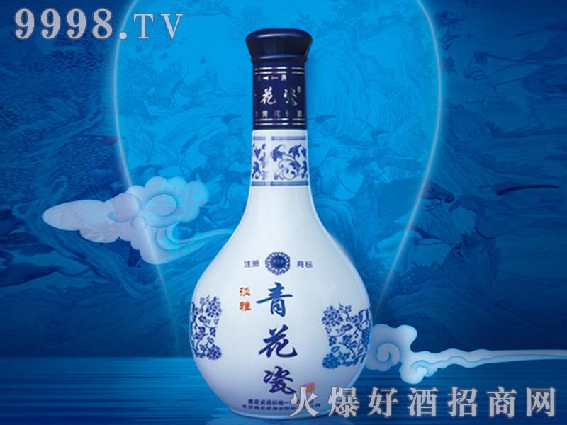 青花瓷酒・淡雅-白酒招商信息