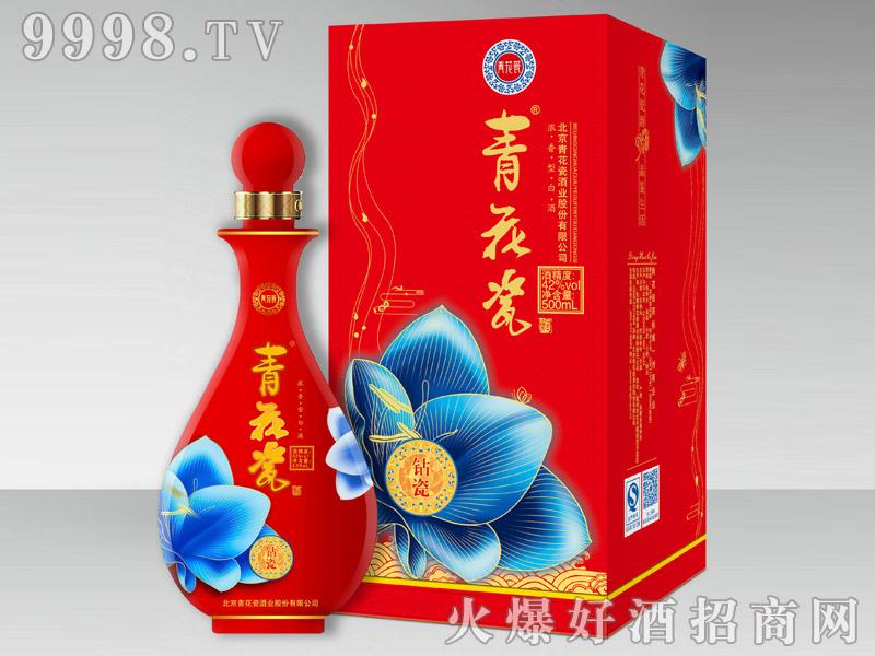 青花瓷酒・红钻-白酒招商信息