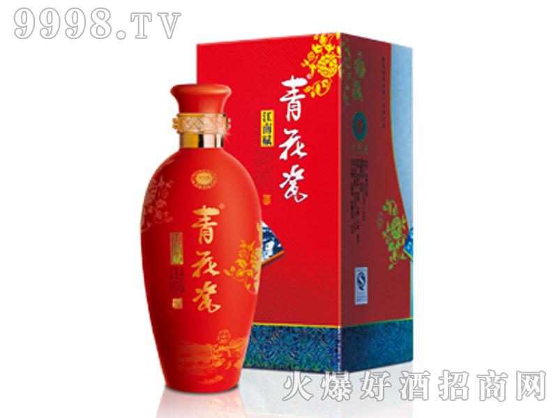 青花瓷酒・江南赋(红瓶浓香)