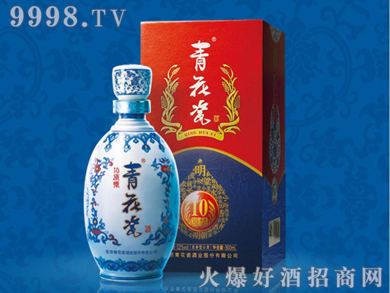 青花瓷酒-原浆10(明)