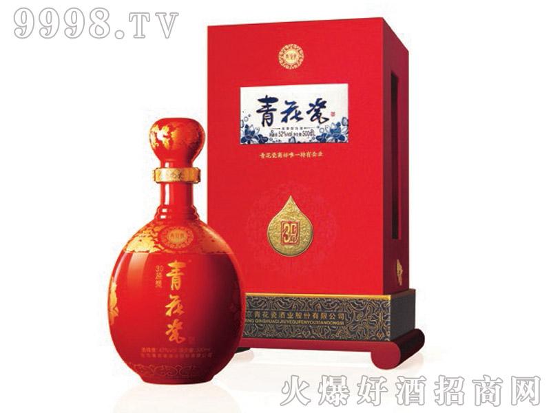 青花瓷酒・原浆30(浓香)