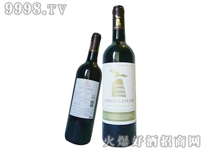 拉图仕伯爵干红葡萄酒-金标