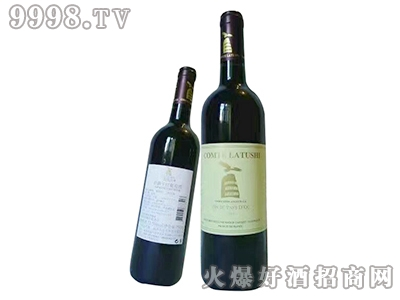 拉图仕伯爵干红葡萄酒