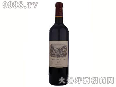 拉菲副牌2007干红葡萄酒-红酒招商信息