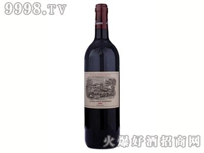 拉菲正牌2004年干红葡萄酒-红酒招商信息