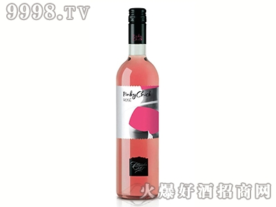 粉红女孩桃红玫瑰葡萄酒-红酒招商信息