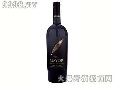 美约珍藏2013赤霞珠干红葡萄酒-红酒招商信息