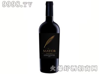 2012美约系列珍藏赤霞珠和西拉混酿干红葡萄酒-红酒招商信息