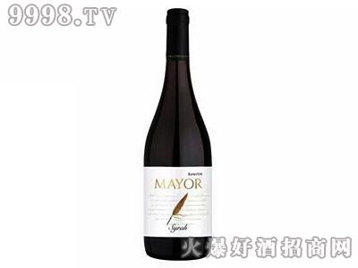 美约珍藏西拉干红葡萄酒