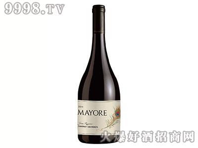 美约佳酿珍藏赤霞珠干红葡萄酒2014
