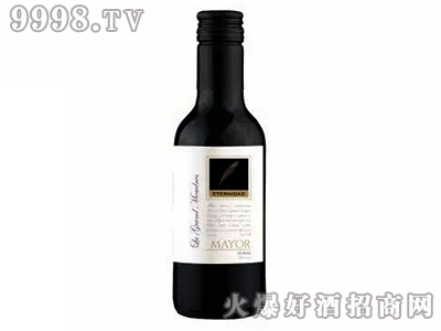美约珍藏西拉干红葡萄酒187ml