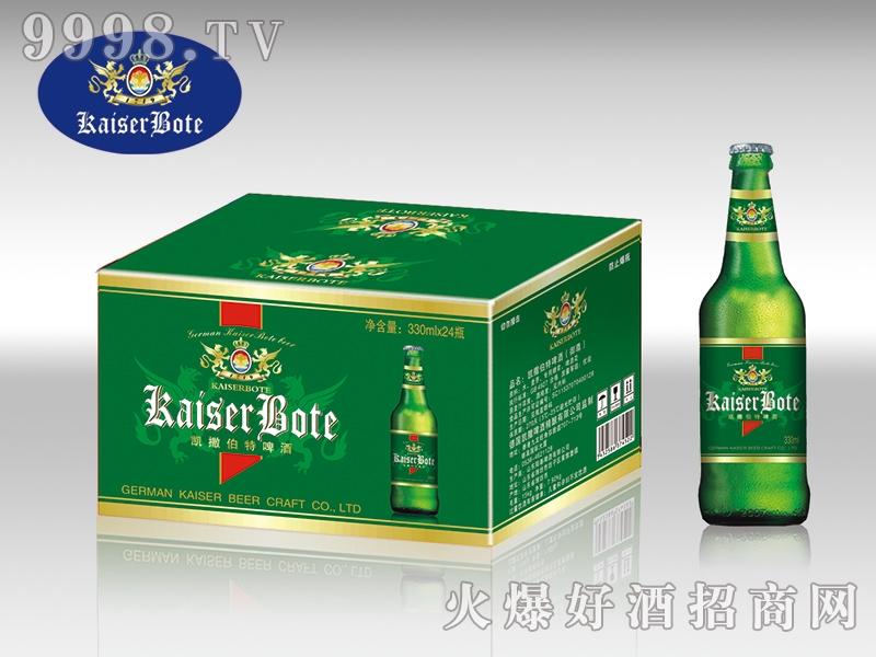 德国伯特精酿啤酒绿 330ml×24瓶