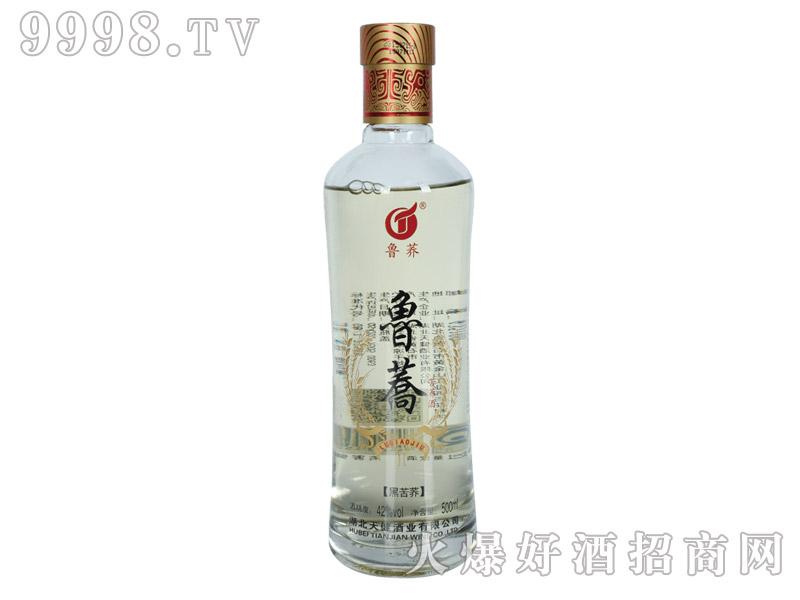 鲁荞苦荞酒・黑苦荞500ml