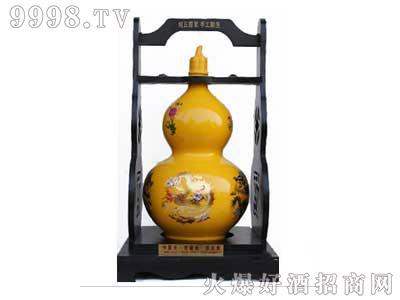 坛子酒黄葫芦