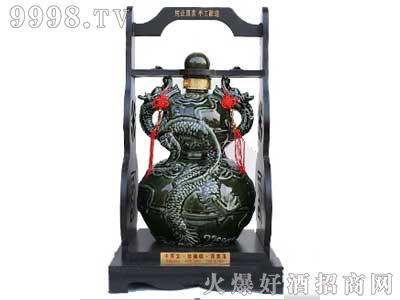 坛子酒中国龙