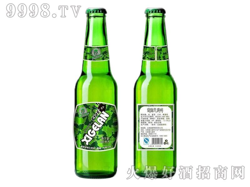 茜阁兰啤酒330ml瓶装