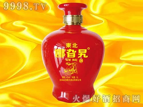 娜旮旯酒(高梁、枸杞)1.5L红坛装