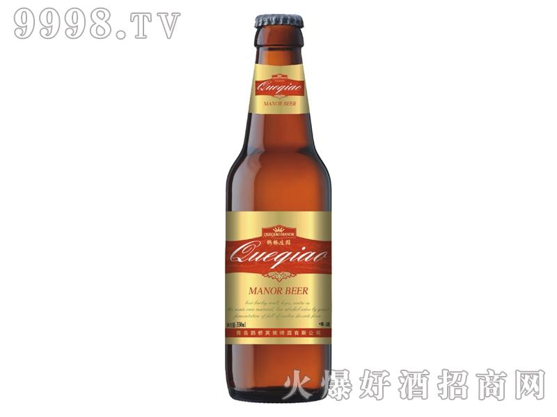 鹊桥庄园啤酒330Ml夜店供