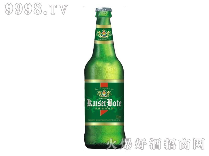德国伯特小支精酿啤酒330ml