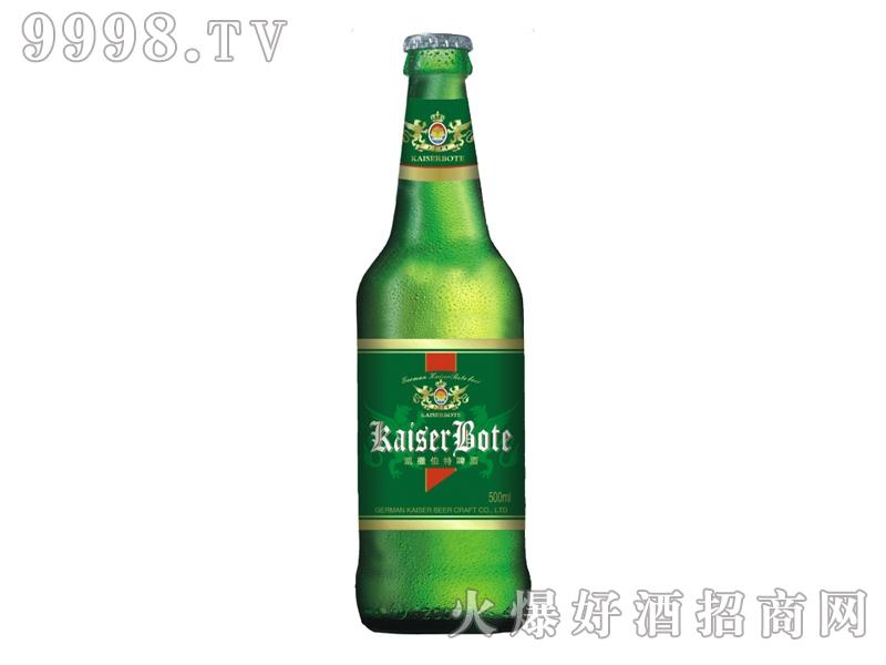 德国伯特精酿啤酒500ml
