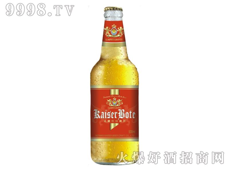 德国伯特流通精酿啤酒500ml