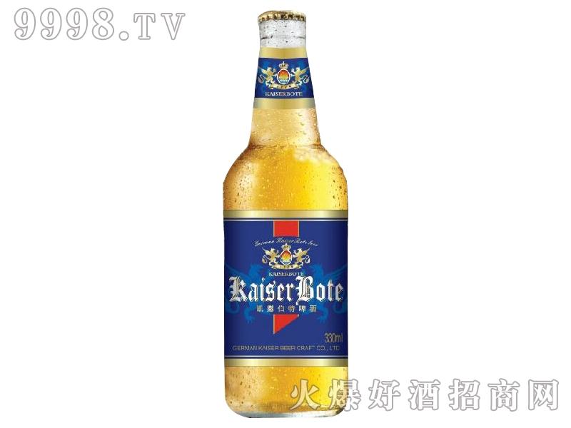 德国伯特品牌精酿啤酒330ml