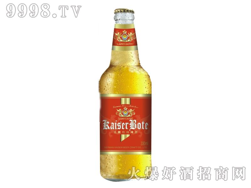 德国啤酒精酿330ml金樽
