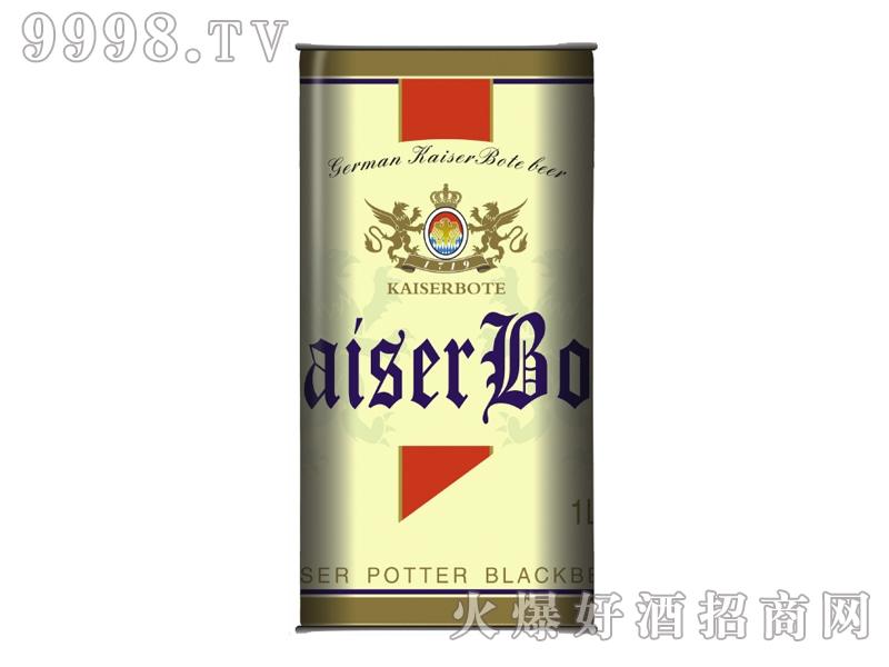 德国精酿白啤原浆白啤酒1L
