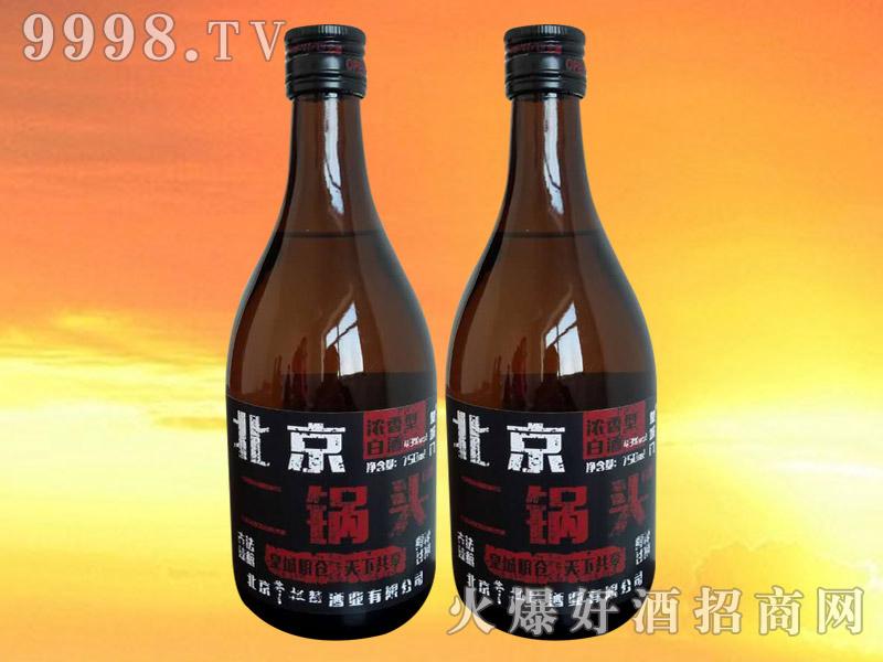 皇城门北京二锅头酒41.9度750ml