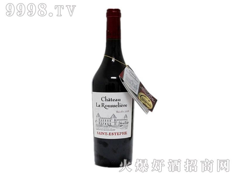 露西尼雅城堡干红葡萄酒