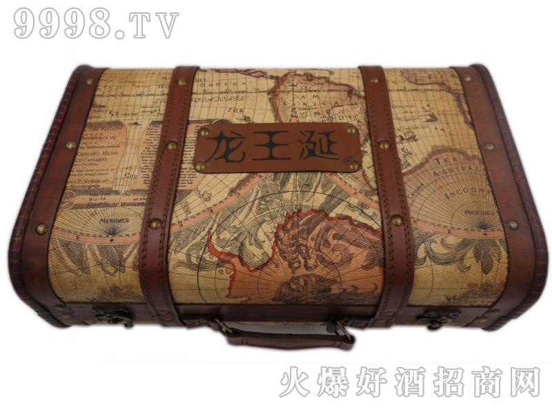 吉泉酒龙王涎酒盒