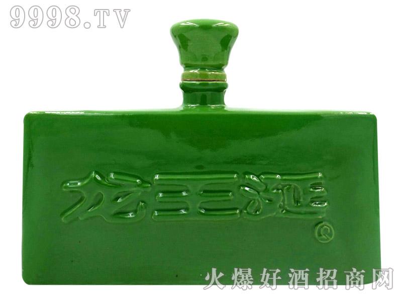 吉泉酒龙王涎酒(绿)