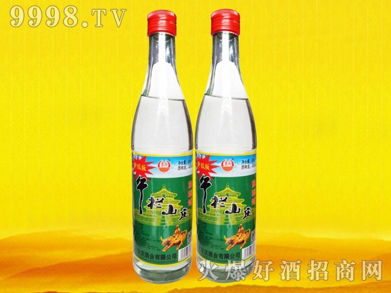 牛栏山庄陈酿酒升级版500ml