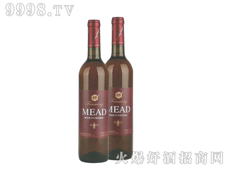 15.1度帆鸣蜂蜜酒(半干型发酵酒)