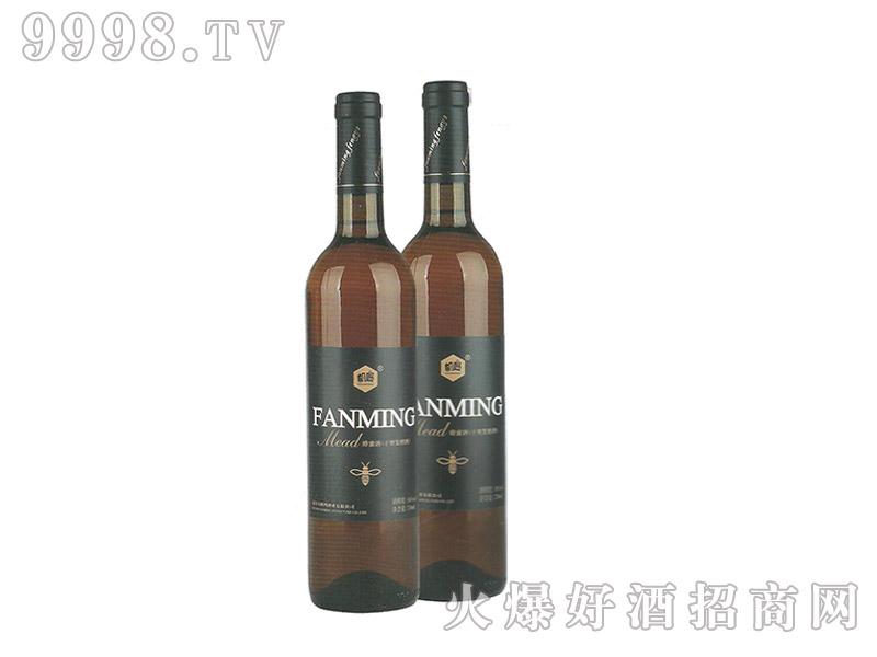 16.5度帆鸣蜂蜜酒(半干型发酵酒)