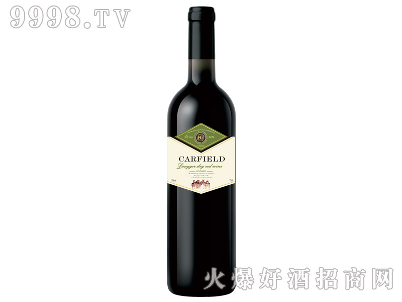 狼哥优质干白葡萄酒
