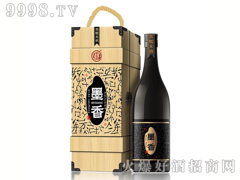 陈香老酒・墨香黑糯米酒