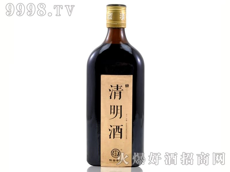 陈香老酒・清明酒