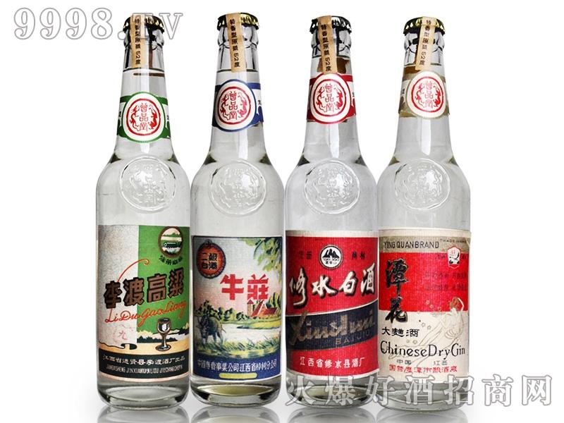 陈香老酒・李渡高粱酒特香礼合