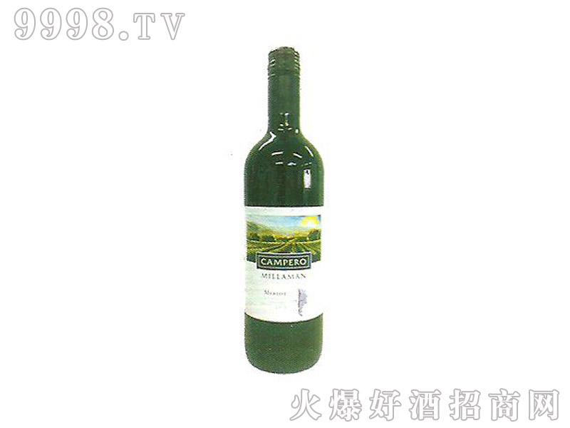 金宝路美乐红葡萄酒