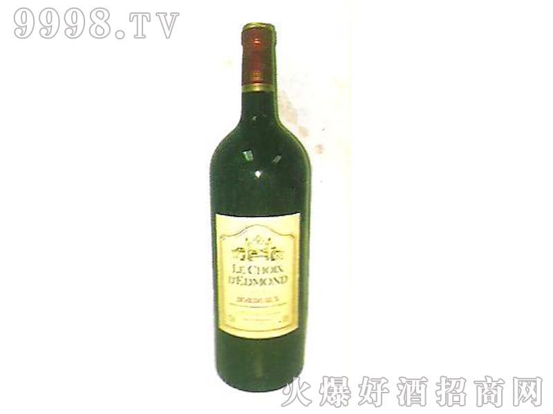 拿加地蒙波尔多红葡萄酒