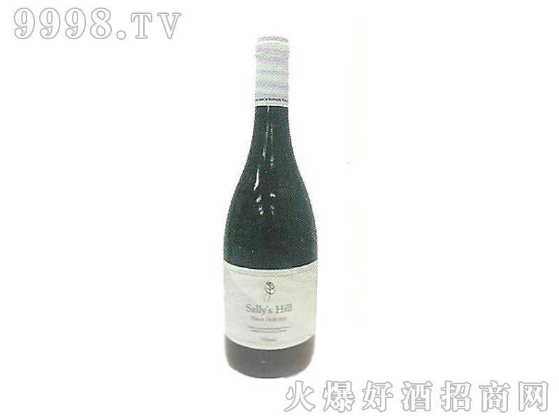 莎莉黑皮诺红葡萄酒