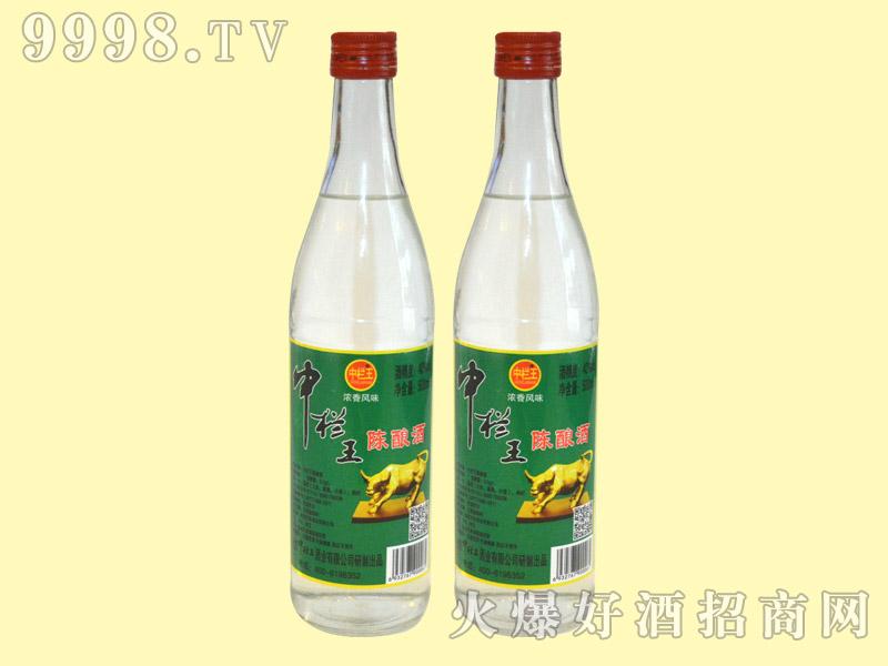 中栏王陈酿酒500ml