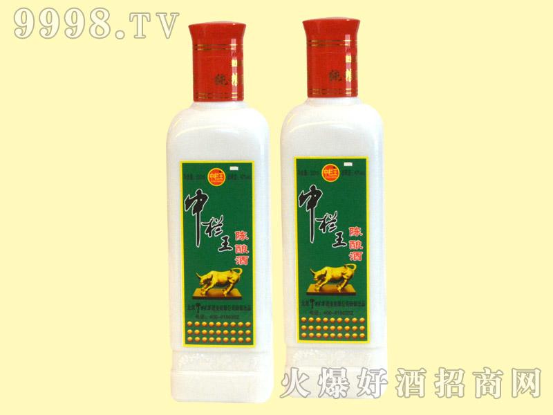 中栏王陈酿酒500ml(方瓶)