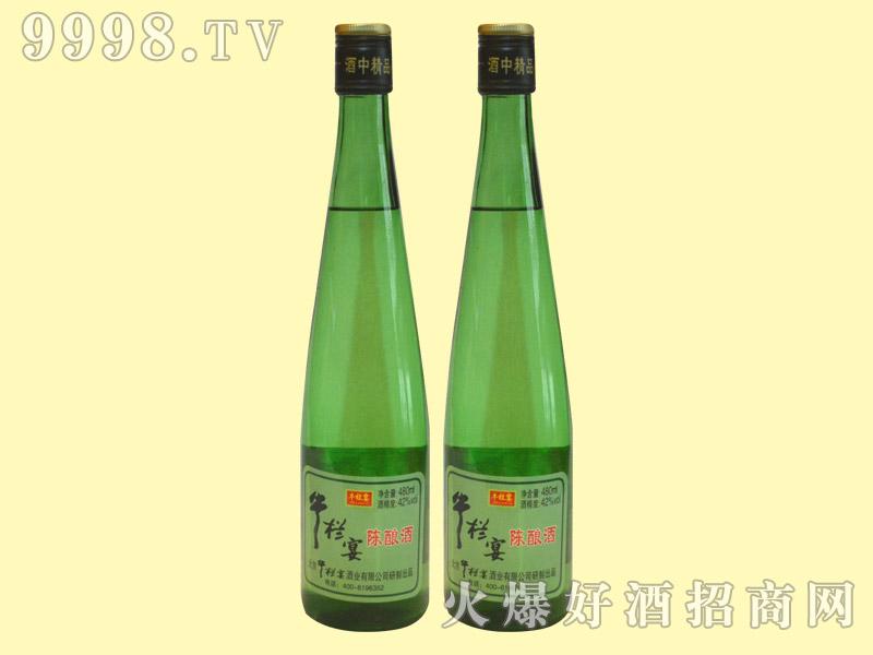 牛栏宴陈酿・绿瓶