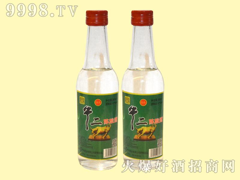 牛二陈酿酒42°260ml
