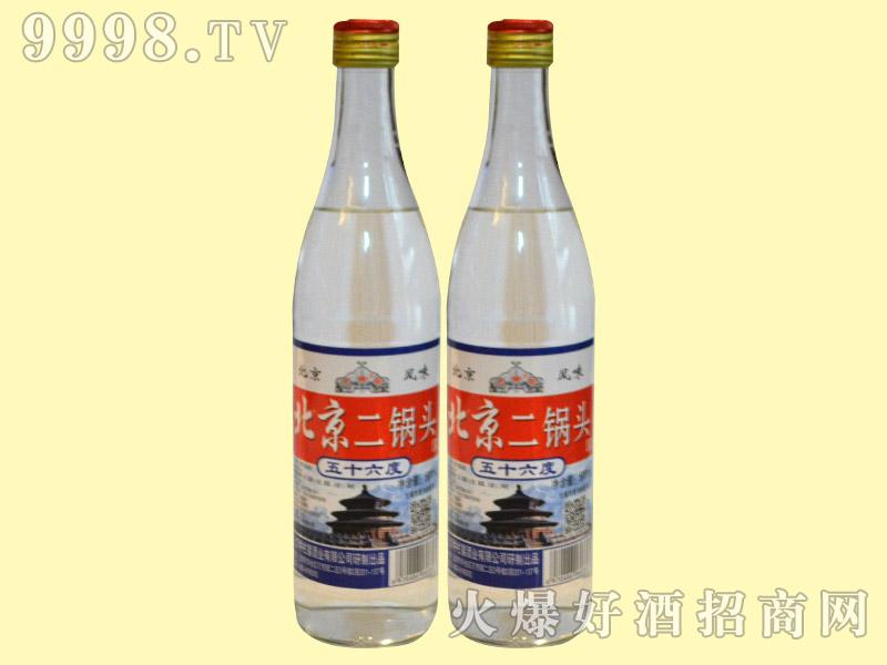 北京二锅头56°・白瓶